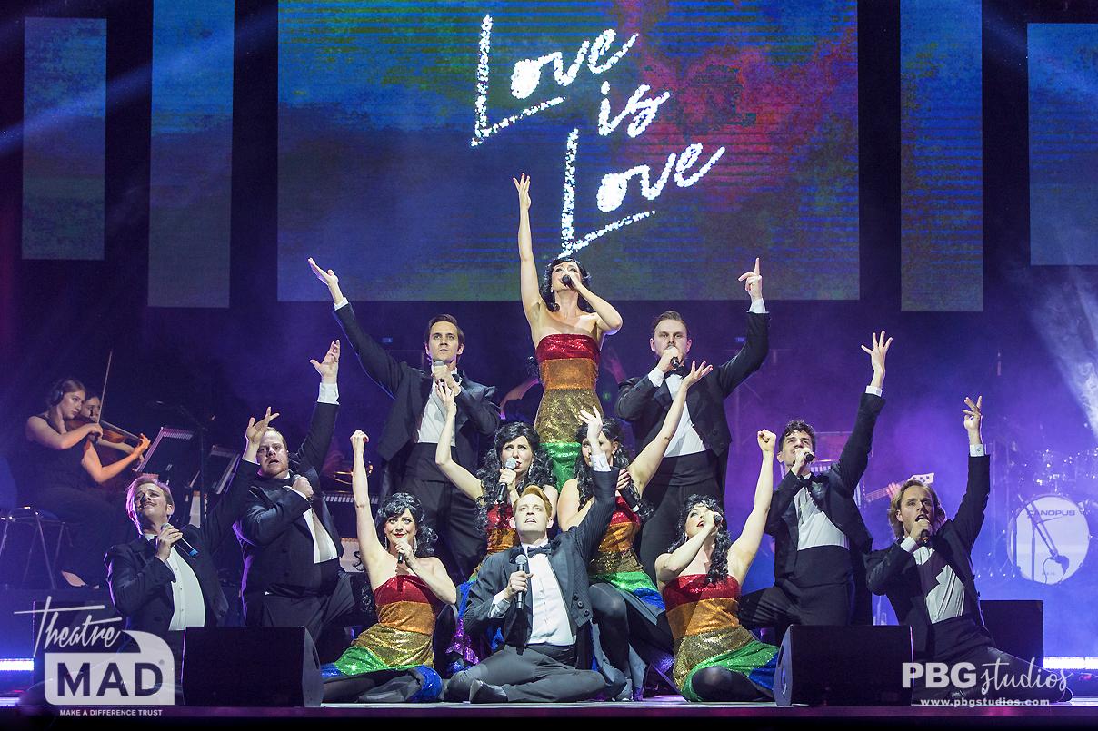 Phantom of the Opera - West End Eurovision 2019 (Adelphi Theatre)