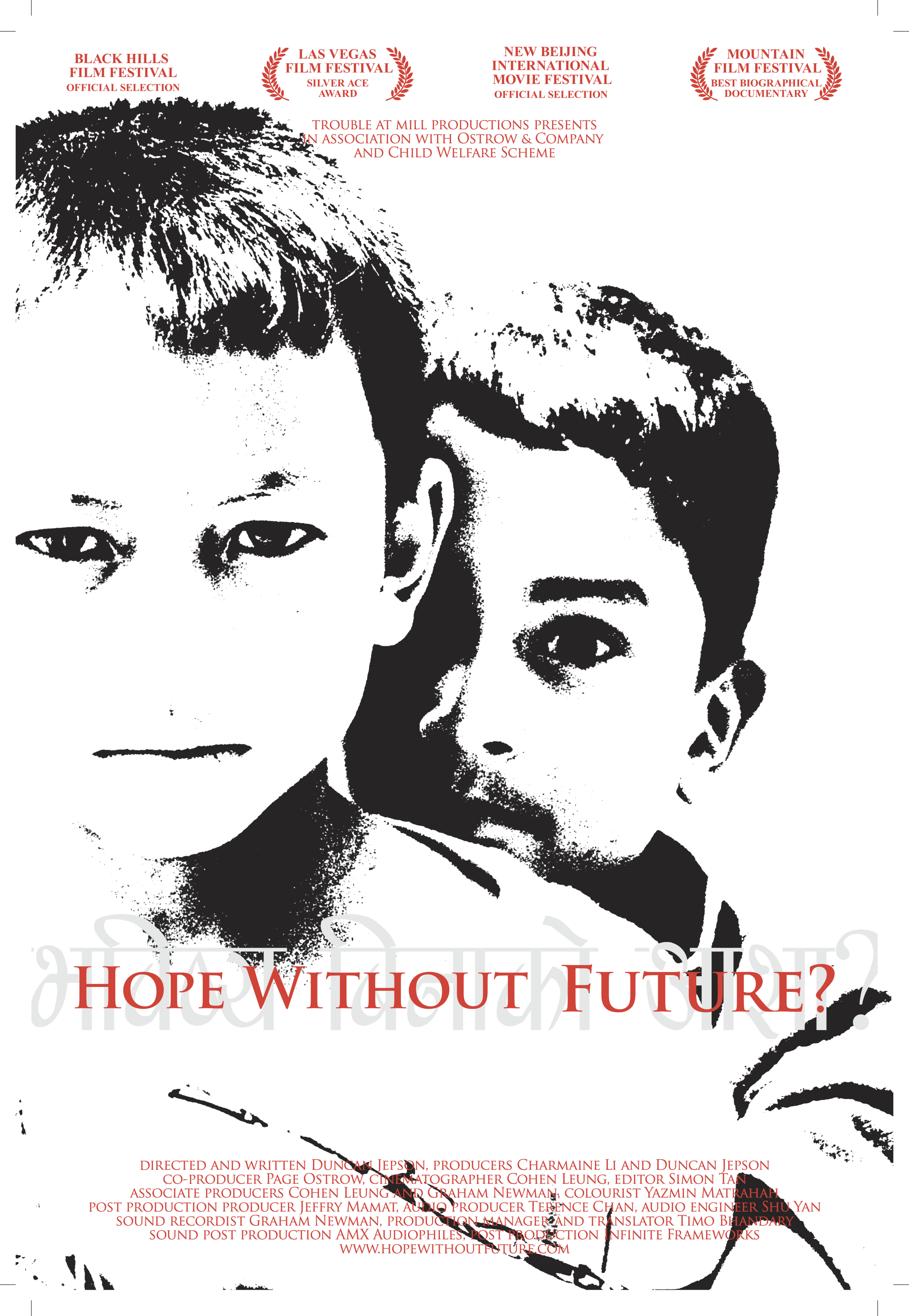 Hope Without Future?