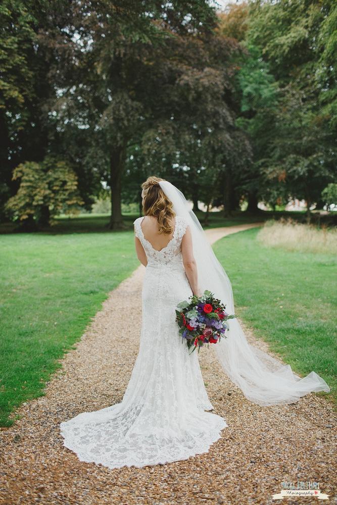 Laura and Sid's wedding - Nicki Feltham Photography