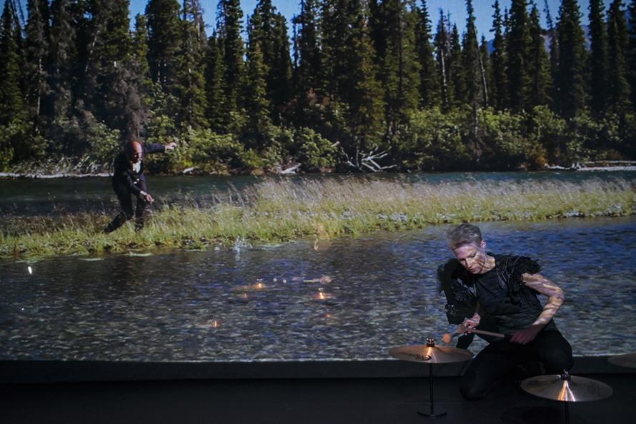 From the performance KAZAK: kazak by NONcompany. Photo: Thor Broedreskift.