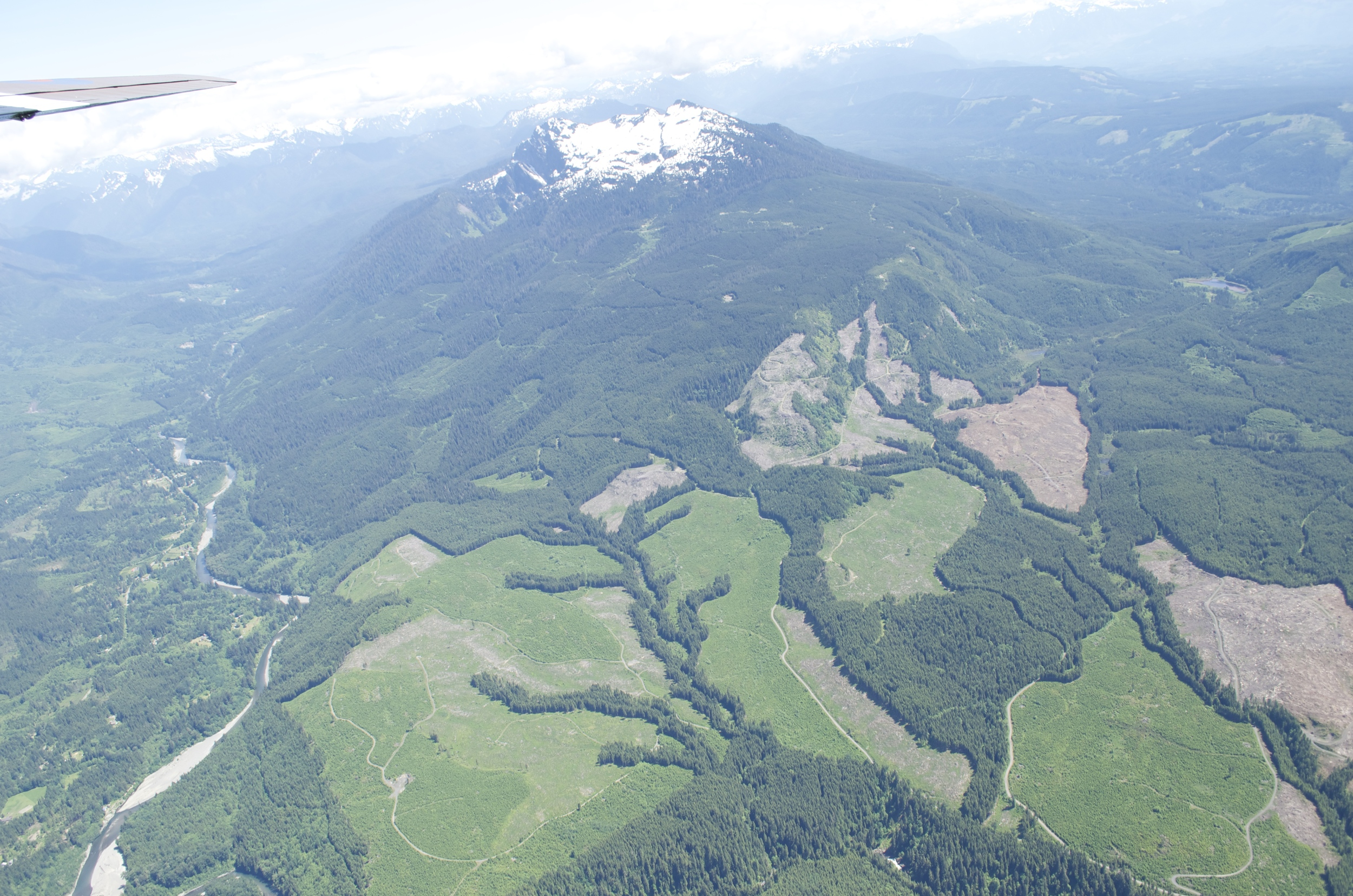 Snohomish County countryside