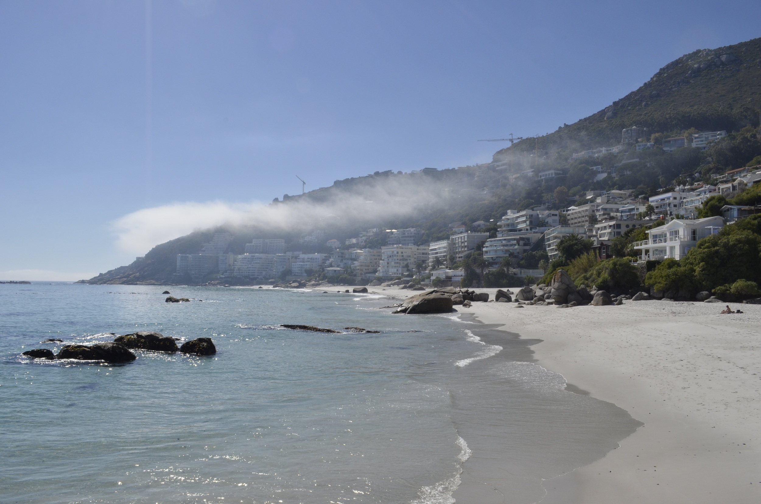 Beaches at Clifton.