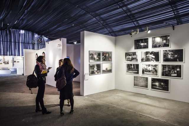 Photograph by Sir Akman. Mamurt Art Project Exhibition, Istanbul, Turkey, 2014