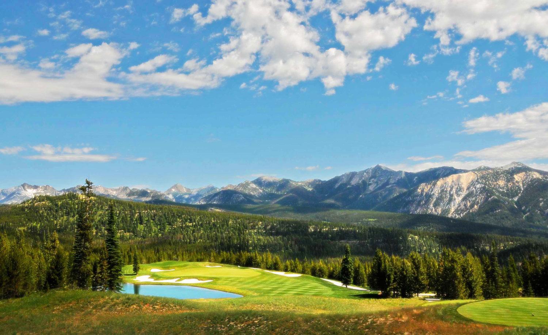 Spanish Peaks Golf Course
