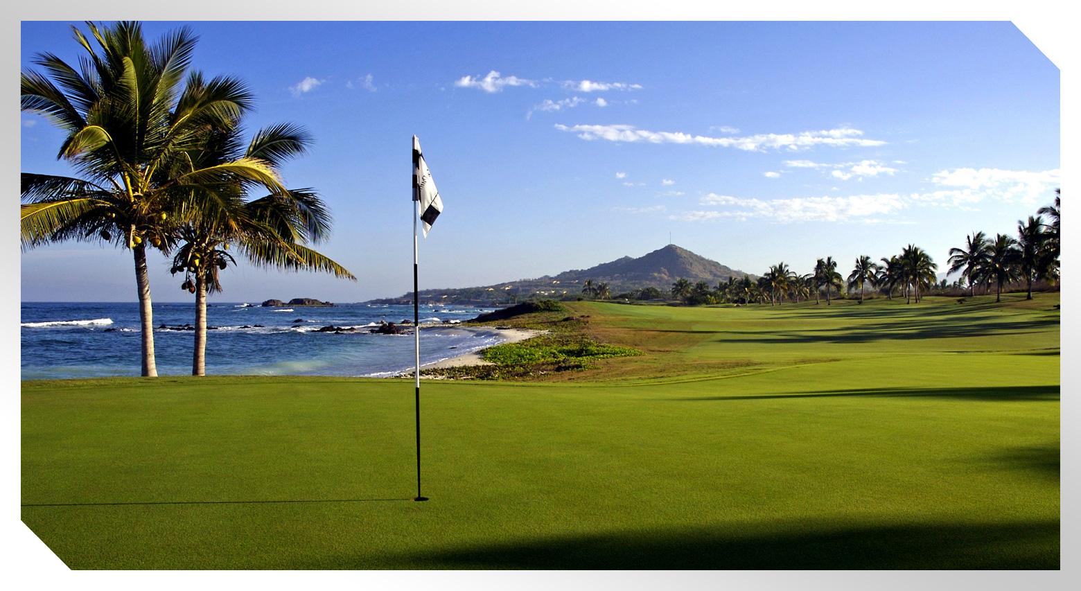 Punta Mita Golf Course, Mexico