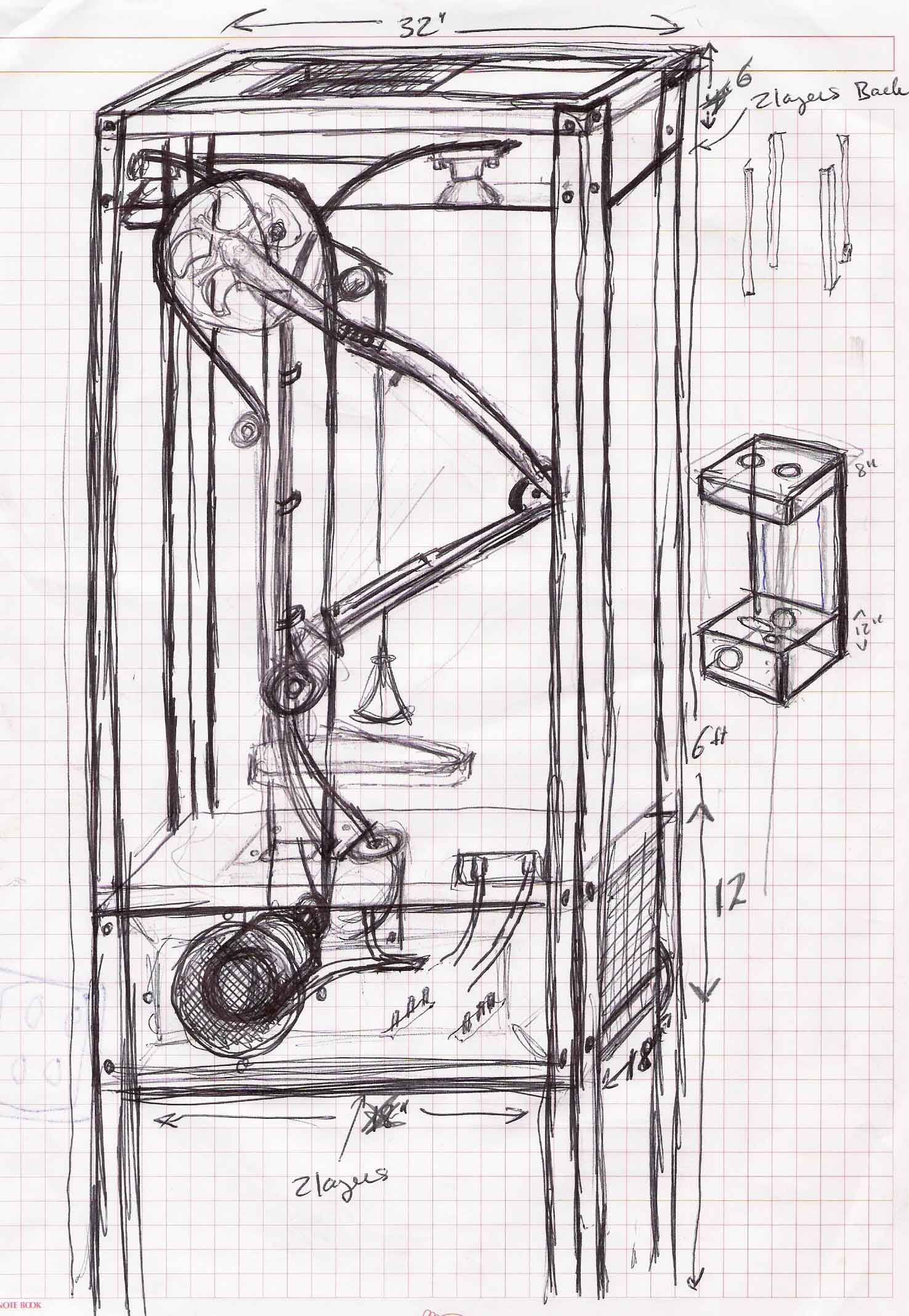5 th superfeet sketch