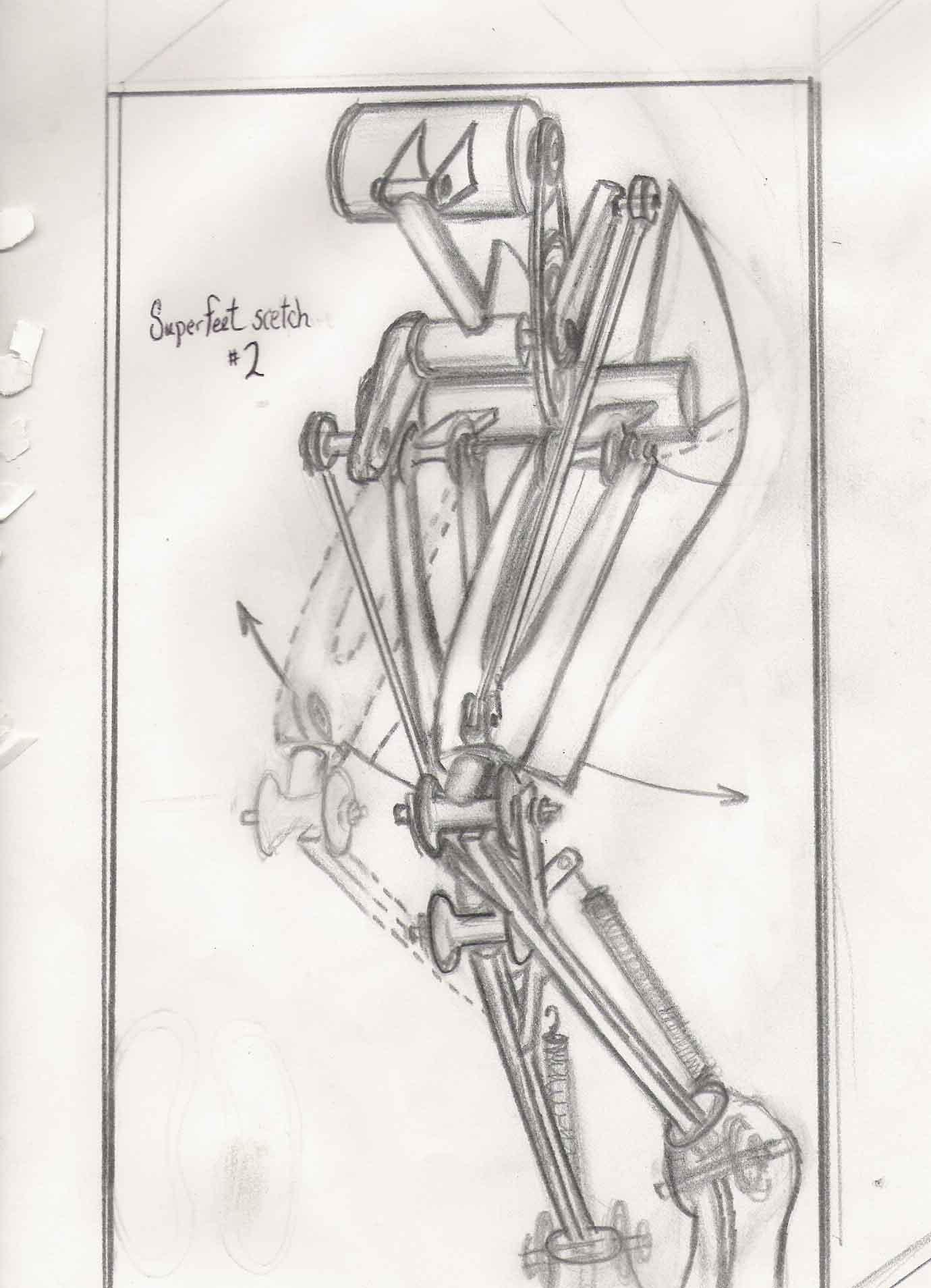 2 nd superfeet sketch