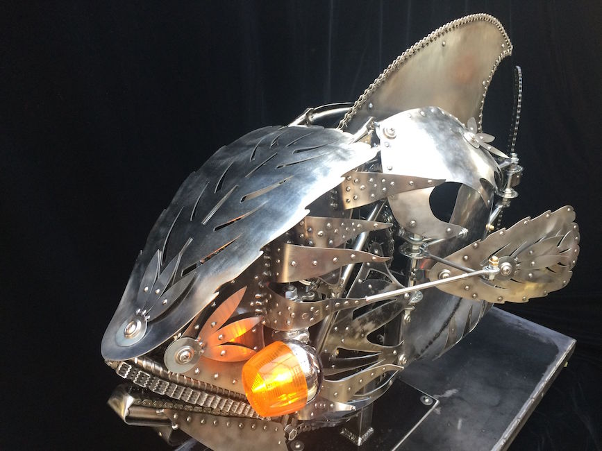 Stanley - a Kinetic Sculpture by Chris Cole 004