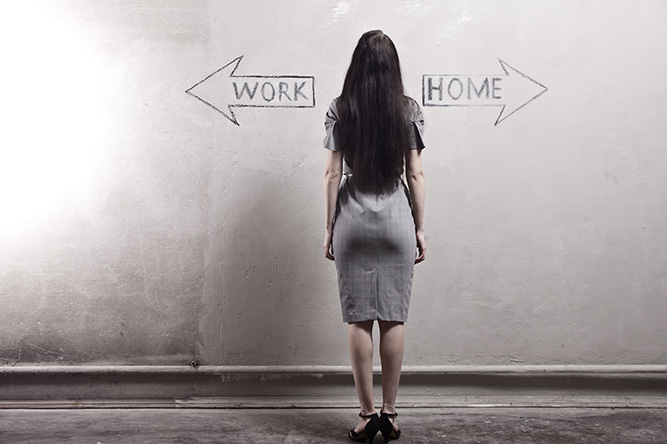 work-life balance - west ashe