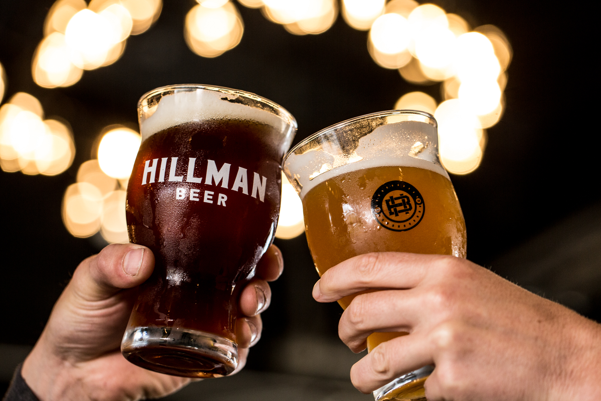 """""""Cheers""""  Hillman Beer, Asheville, NC"""