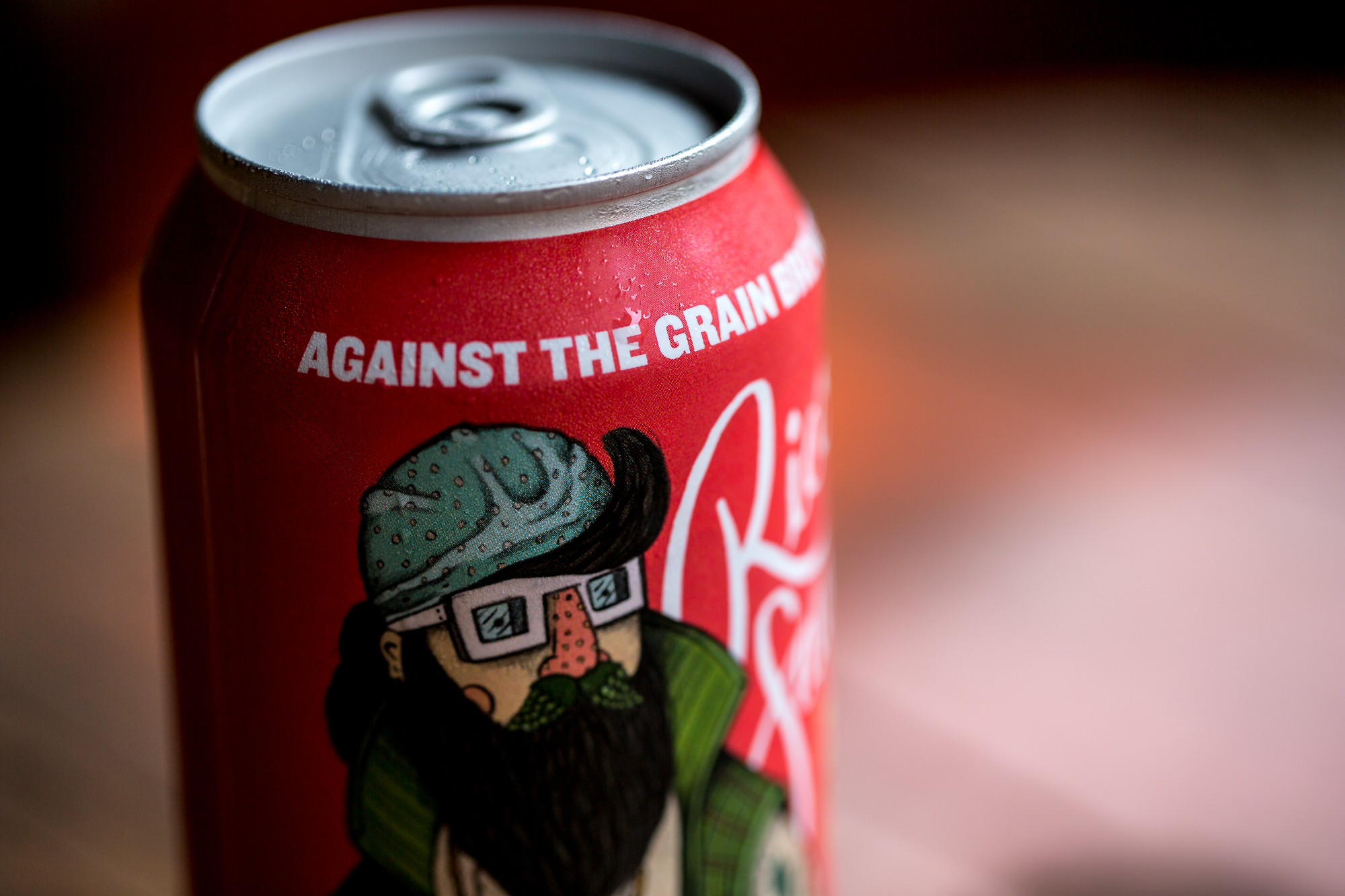 Against The Grain Brewery - Rico Sauvin