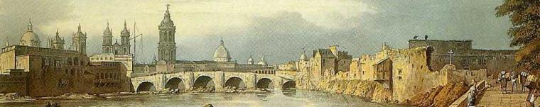 Lima, first half of 19th Century