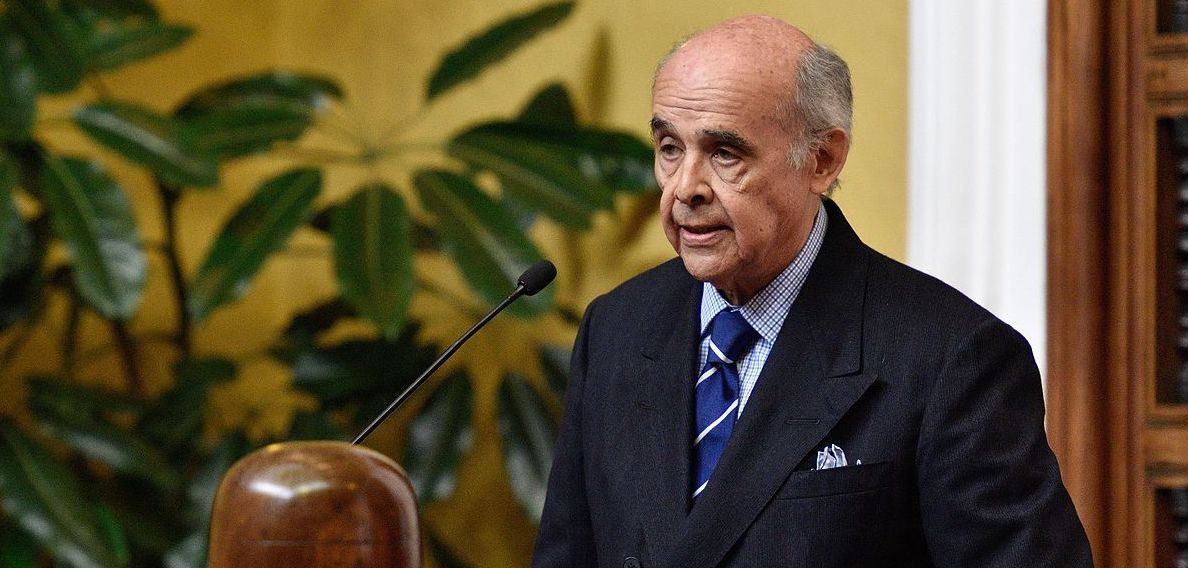 Foreign Affairs Minister, Ricardo Luna.