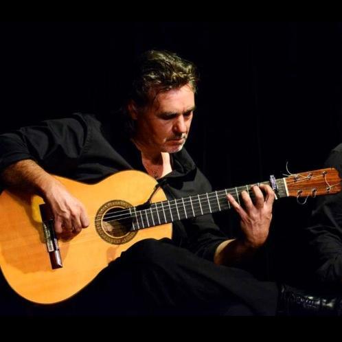 Accompanied by Guitarist: Alain Valodoze