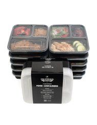 Food Prep Reusable Containers