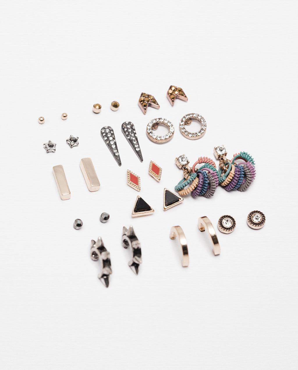 Summer Pack of Earrings