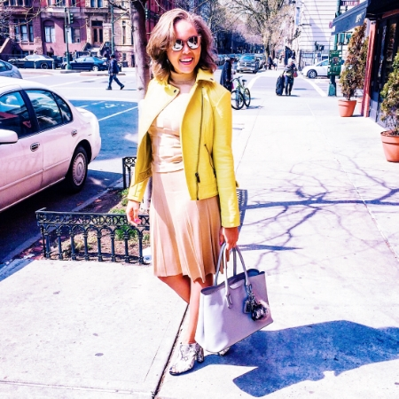 Spring Easter Sunday Outfit