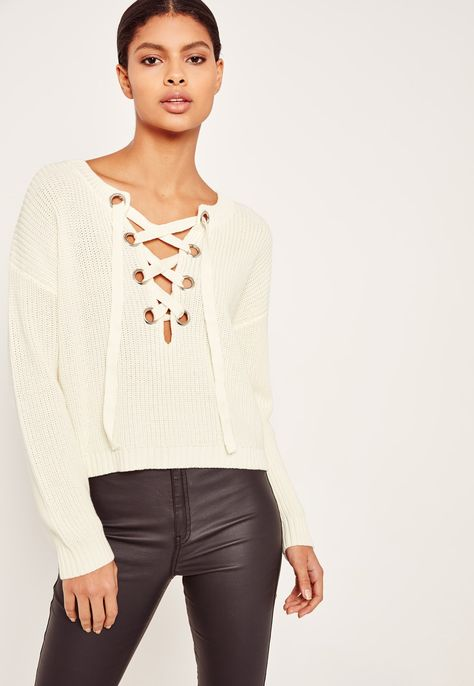 Chunky Lace Up