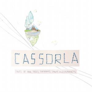 Songs of Hair... EP - 2010  Cassorla
