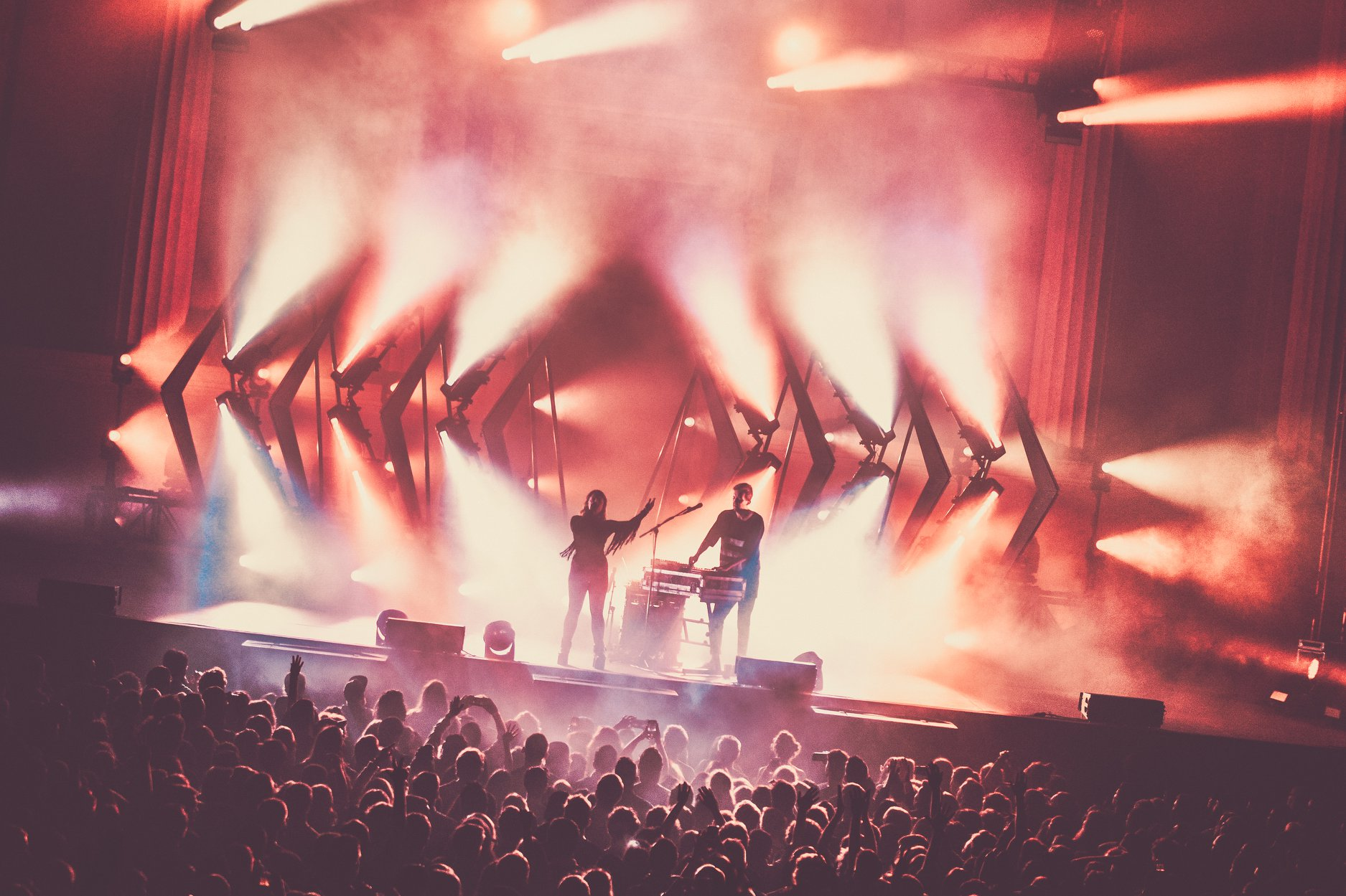 Greek Theater, Berkeley, CA  + Photo by  Erika Reinsel