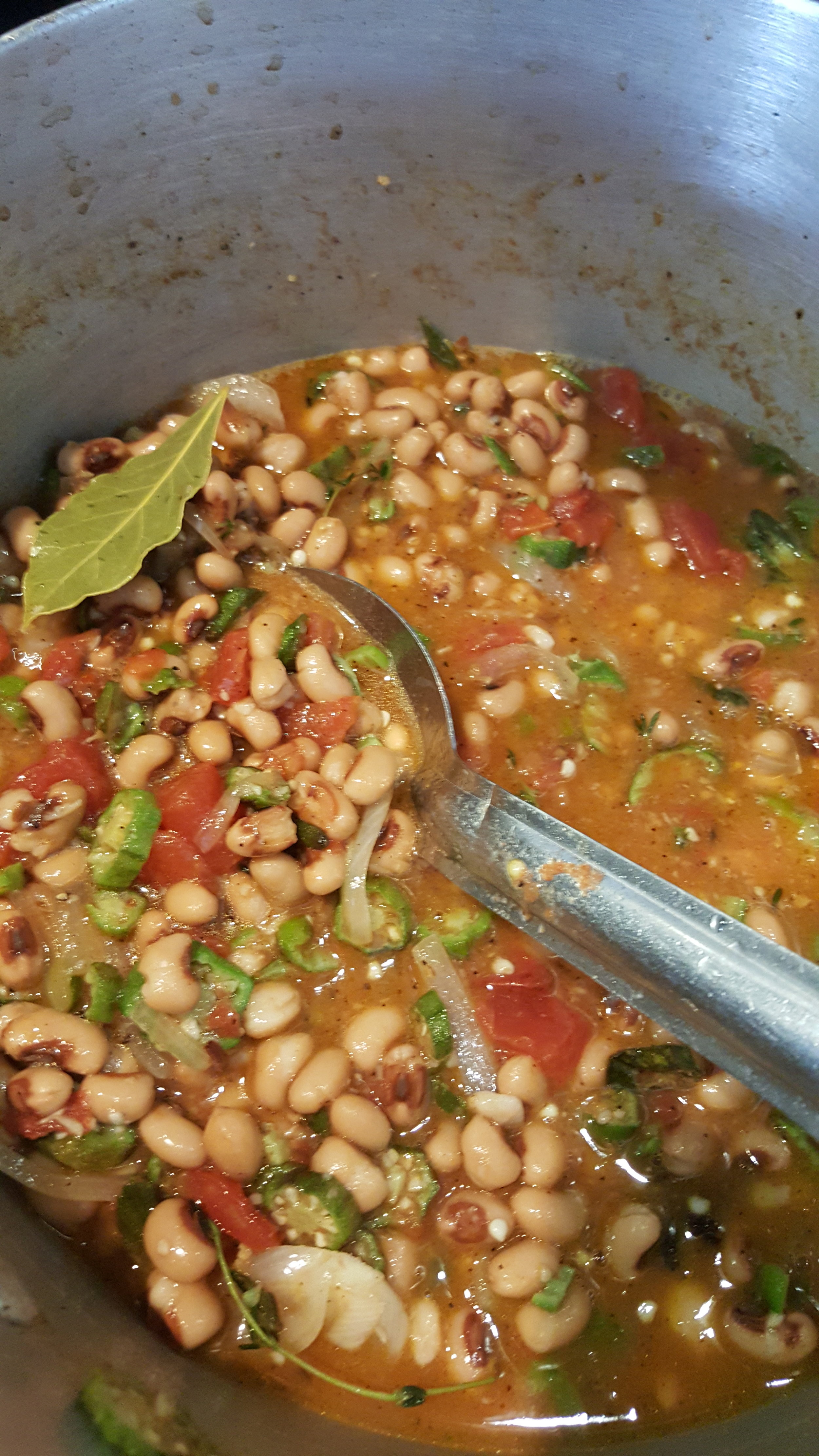 Black-eyed peas are some of the most flavorful ingredients in the world.