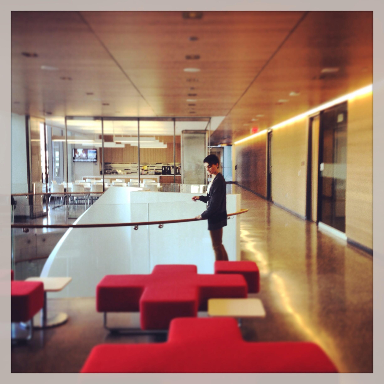 Lounge, OICR