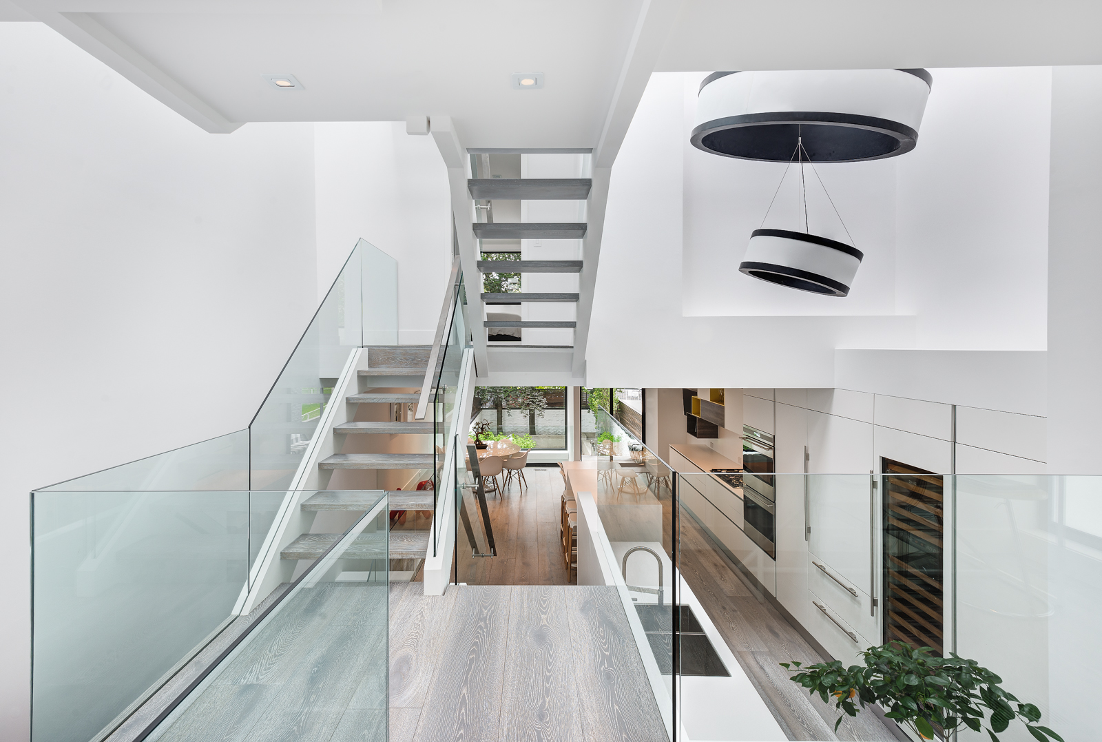 Yorkville Residence by  AUDAX Architecture.