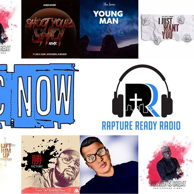 Link In Bio🚨The all new home for Independent CHH and Urban Gospel‼️ @rapturereadyo  #RaptureReadyRadio #GodGrind #CHH #rapzilla #Jamthehype #KingdomMusic  #trackstarzuniverse #gospelrap #GospelRapper #GospelMusic #christianrap #christianrapper  #GodMusic #WatchNow #Repdakingmag #JesusMusic #BatonRouge #Louisiana #holyhiphop #unashamed #RepYoCity #RRP #rapturereadyproductions