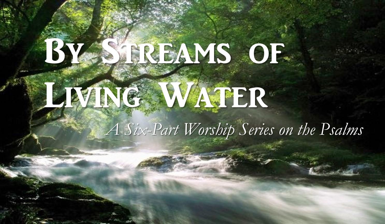 Psalms Series (2 of 6) — Christiansburg Mennonite Fellowship
