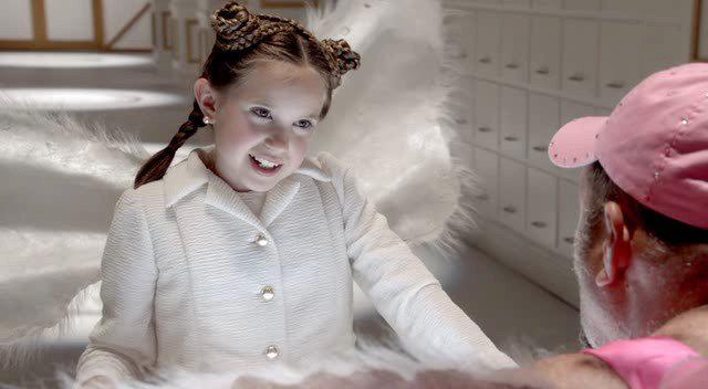 Brady Reiter as Nyx in Tooth Fairy 2.
