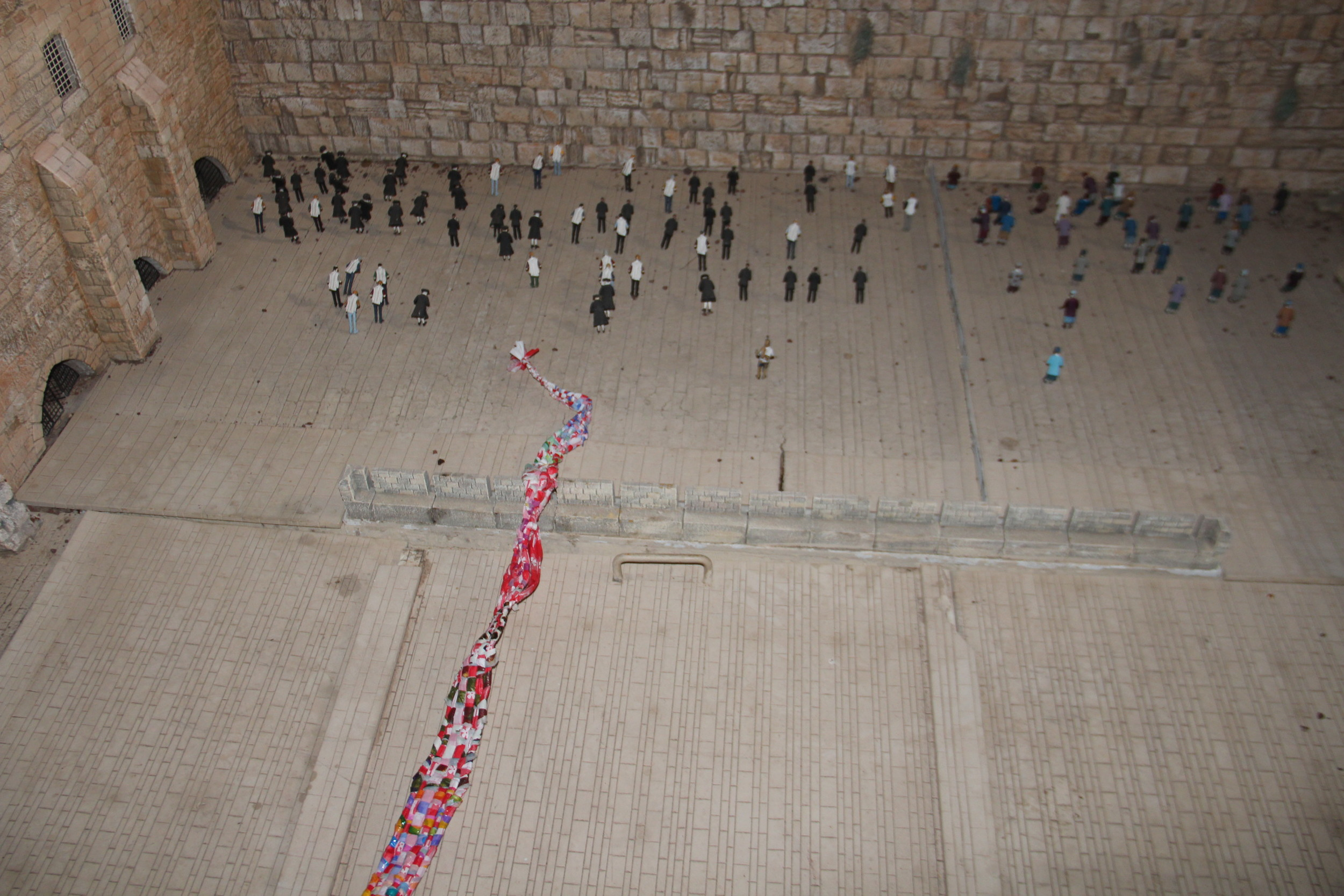 2014 Mini Israel Installation, Laturn, Israel