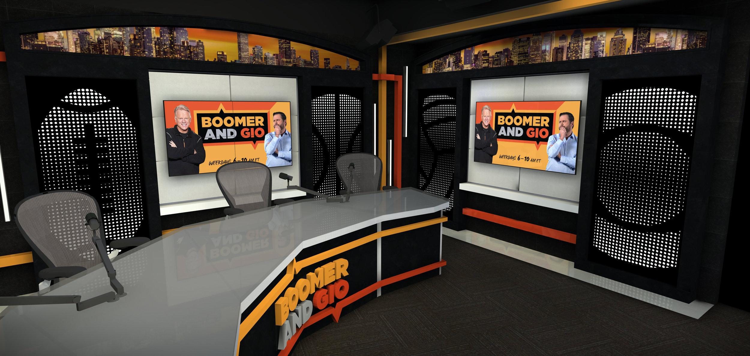 CBS - Boomer and Gio Concept