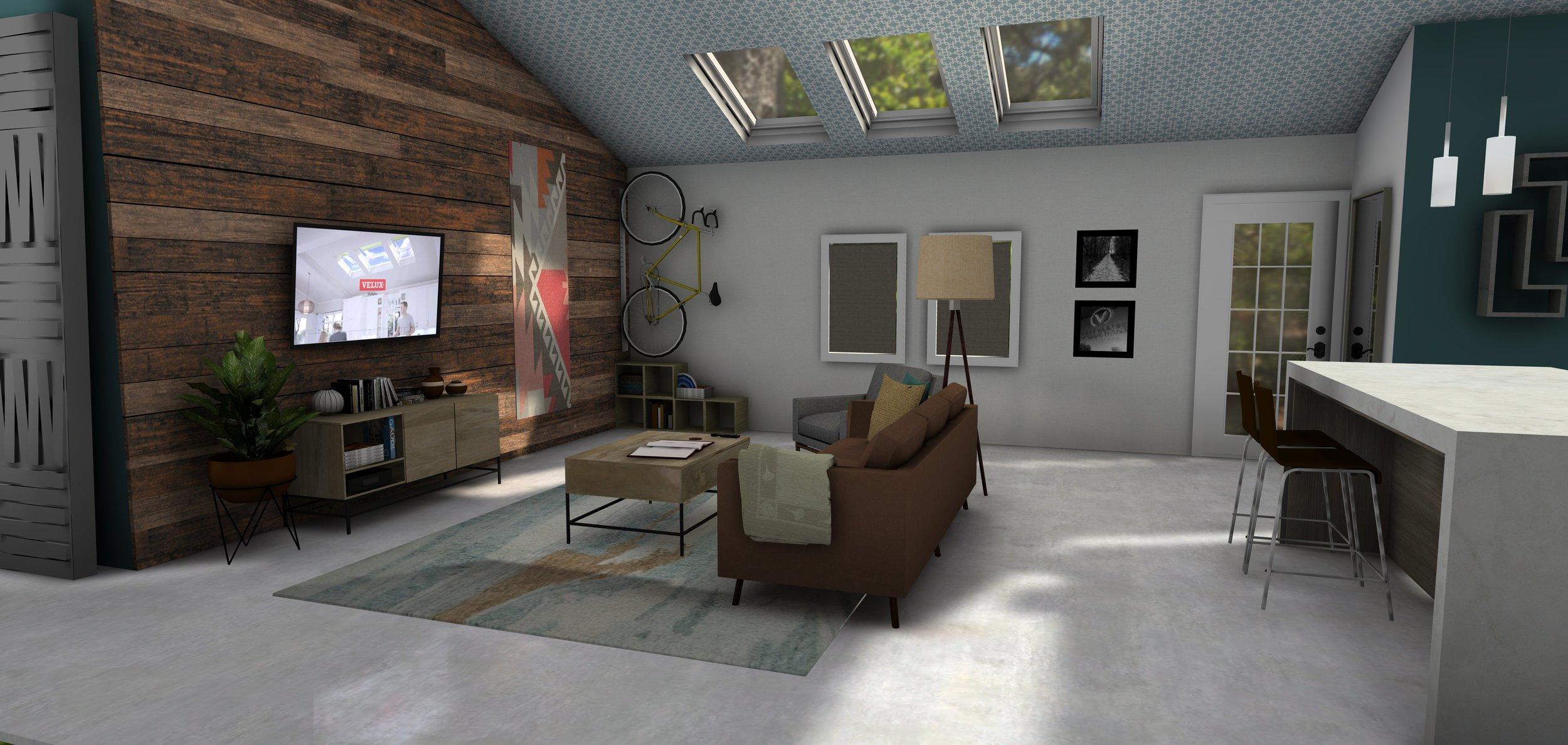 Velux - Living Room