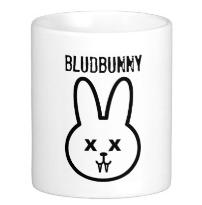 These mugs are customizable-- any style mug, any color. As you bluddy wish!