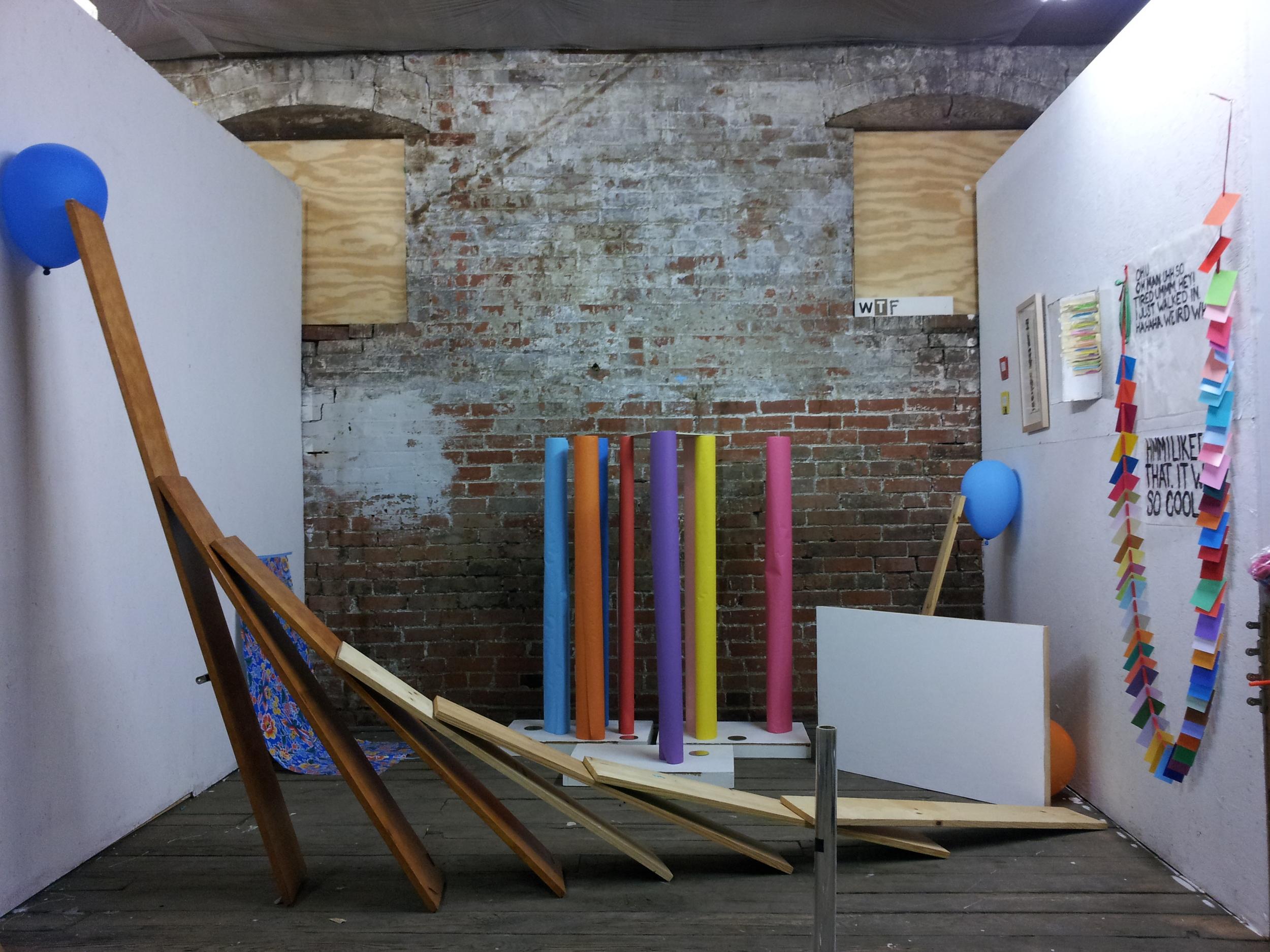 Studio Installation  2012