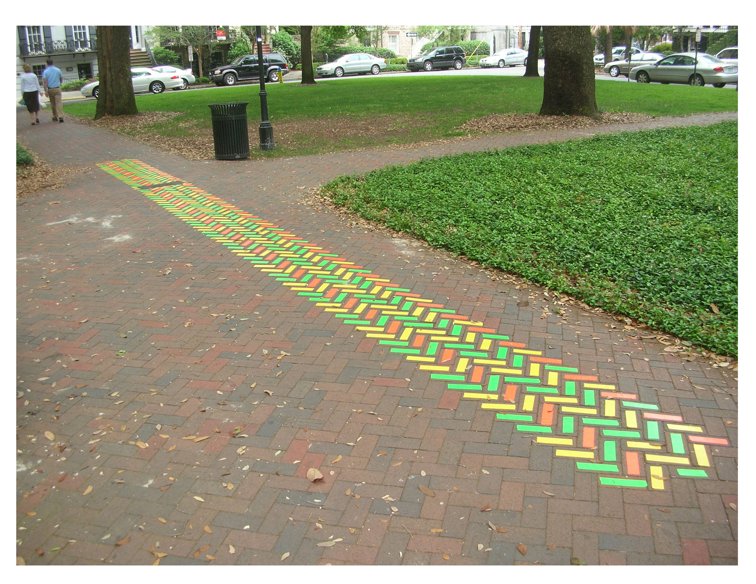Duct Tape Pathways