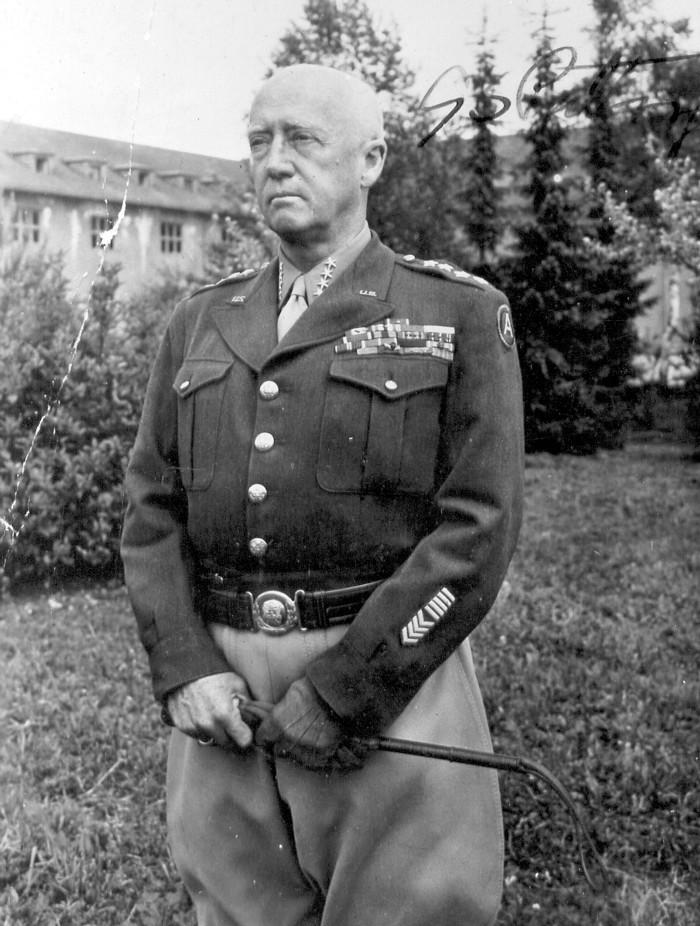 Patton, Warrior