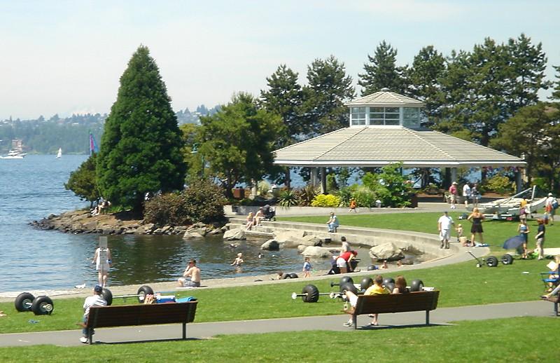 Downtown Kirkland Park