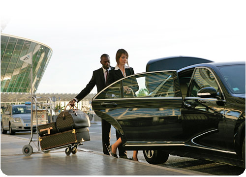 5 Star Transportation Service SeaTac Airport arrival pick-up