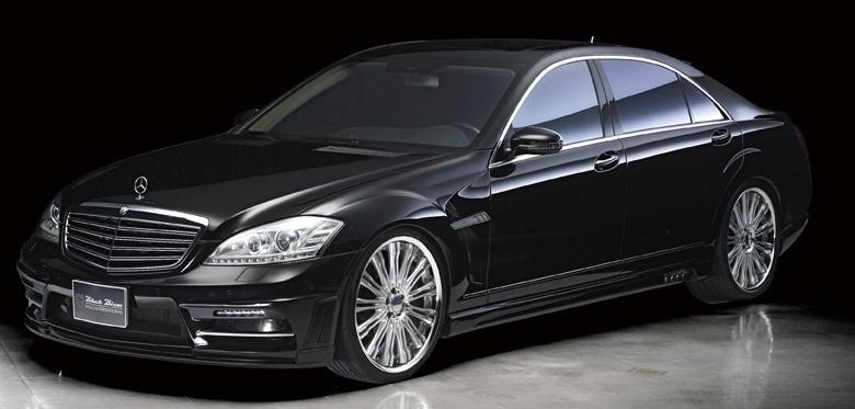 Seattle Premium Black Car class