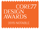 2015 Core77 Design Awards Notalbe