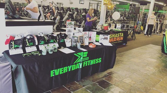 Had a great time DJ'ing at @everydayfitnessredding Open House on Friday! - Thanks for having us! #dj #redding