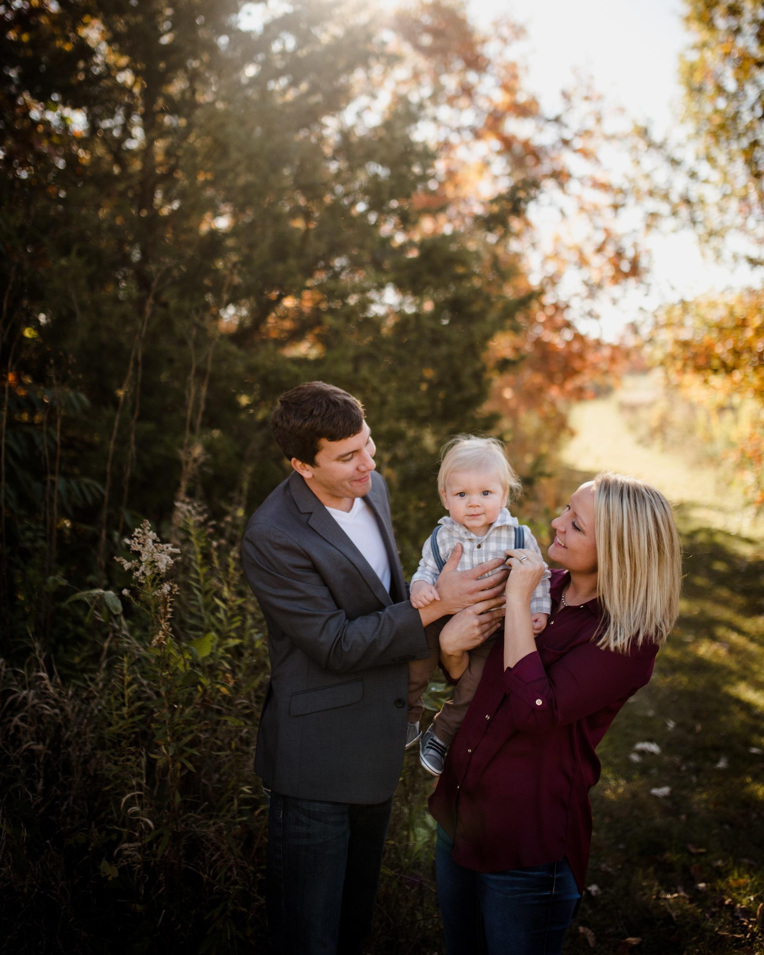Full & Mini Family Sessions -