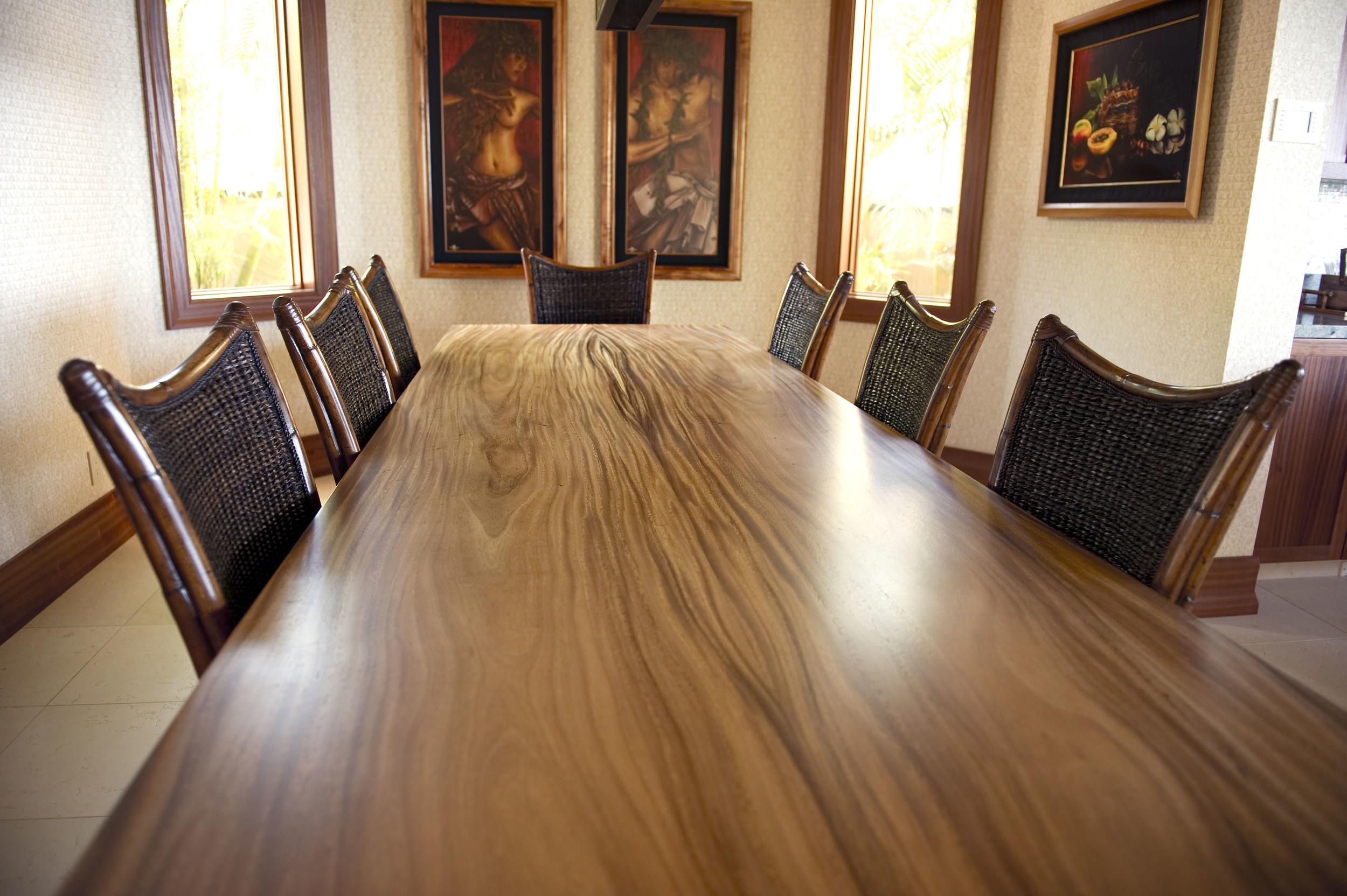 Keawakapu Table