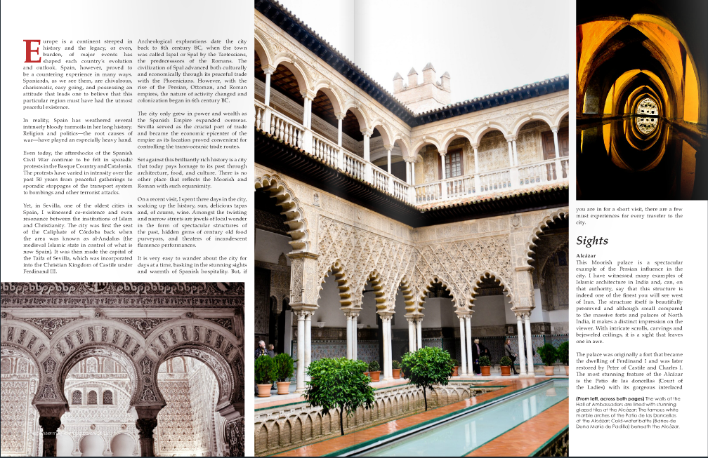 Sevilla Travels