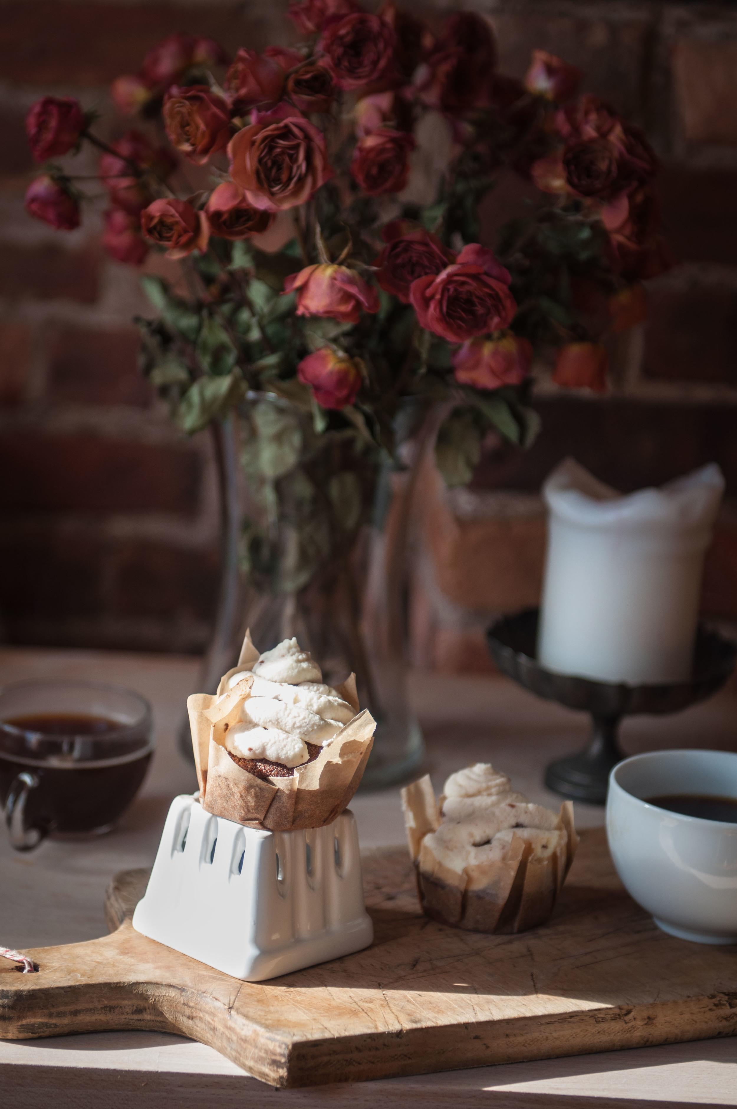 chocolate-cupcake-with-cherry-mascarpone-frosting+ganache-filling
