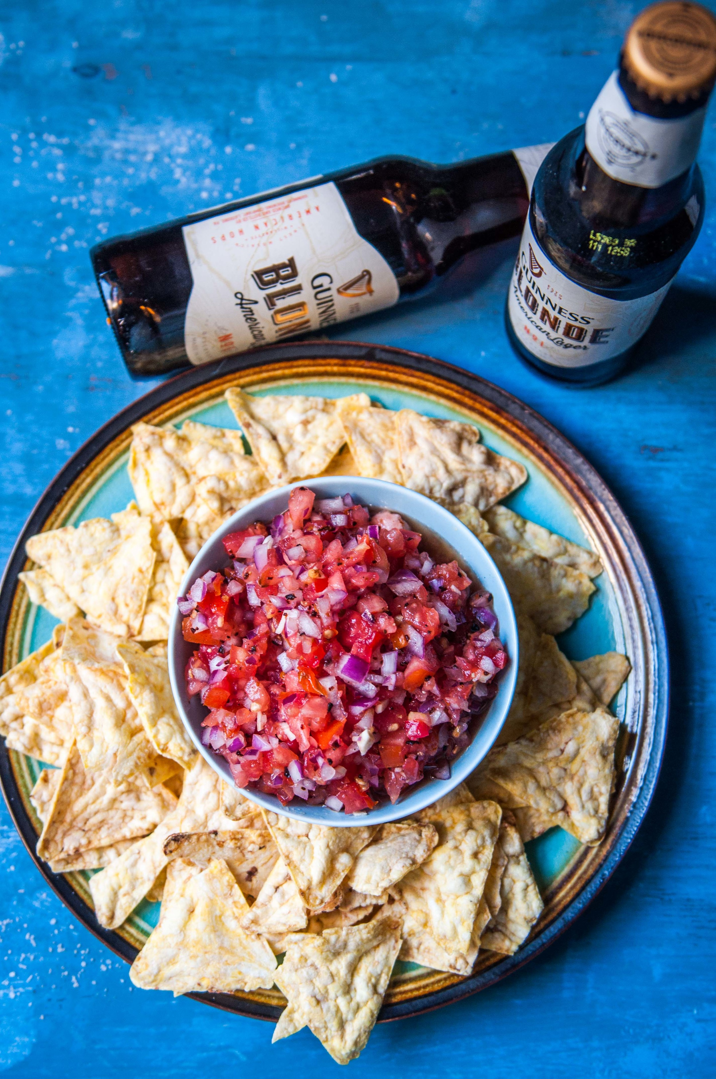 Smoky Honey Chipotle Salsa by FSK Blog