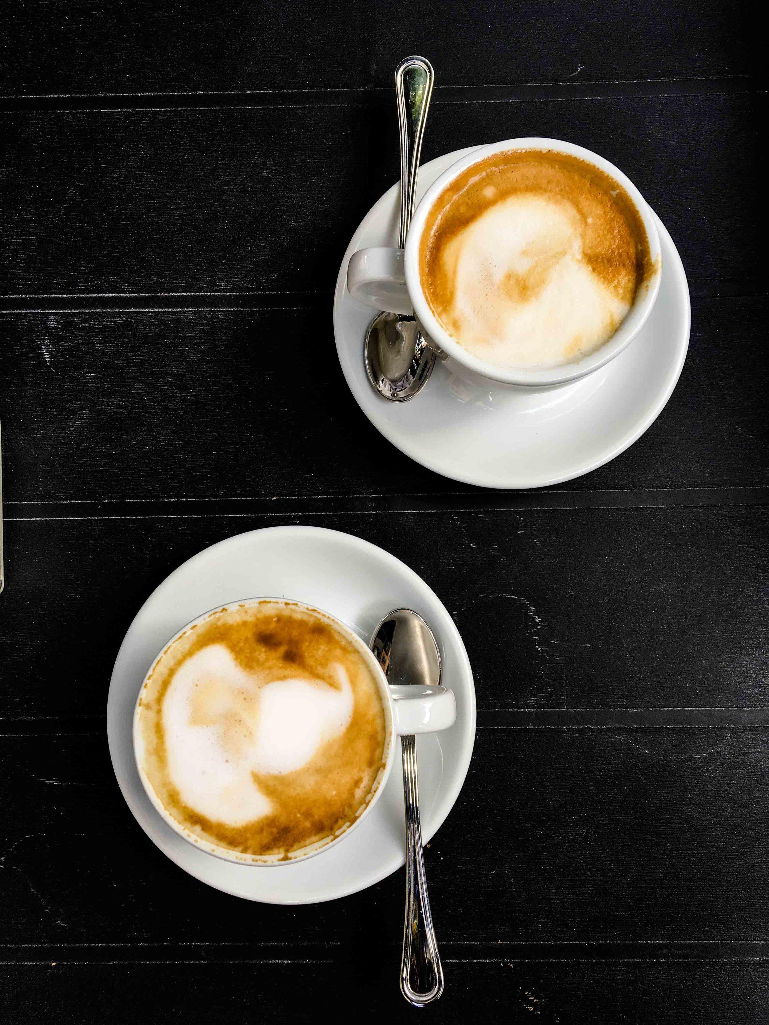 Coffee is a ritual... :)