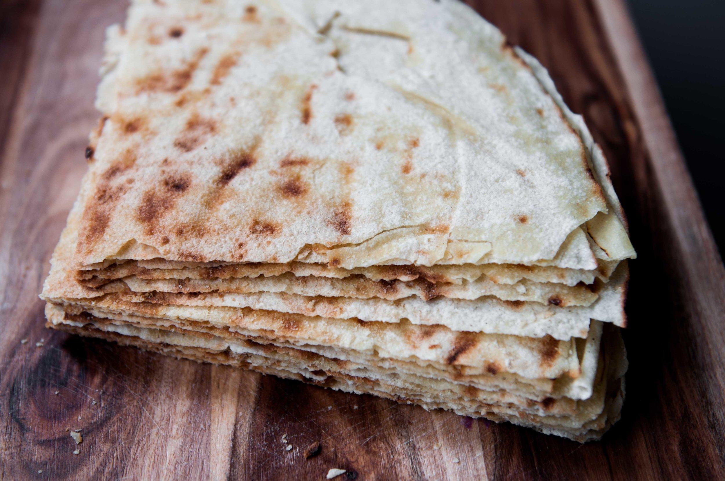 Salty Sardininan Breakfast Bread