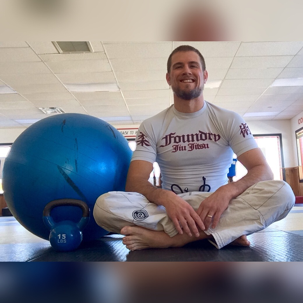 Jon is a Personal Trainer, Brazilian Jiu Jitsu Black Belt Professor, and Wellness Professional.